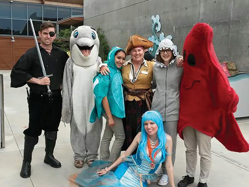 ocean inspired halloween costumes