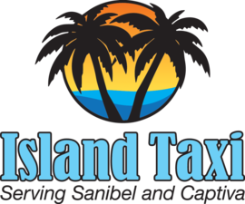 Medium island taxi logo rgb transparent
