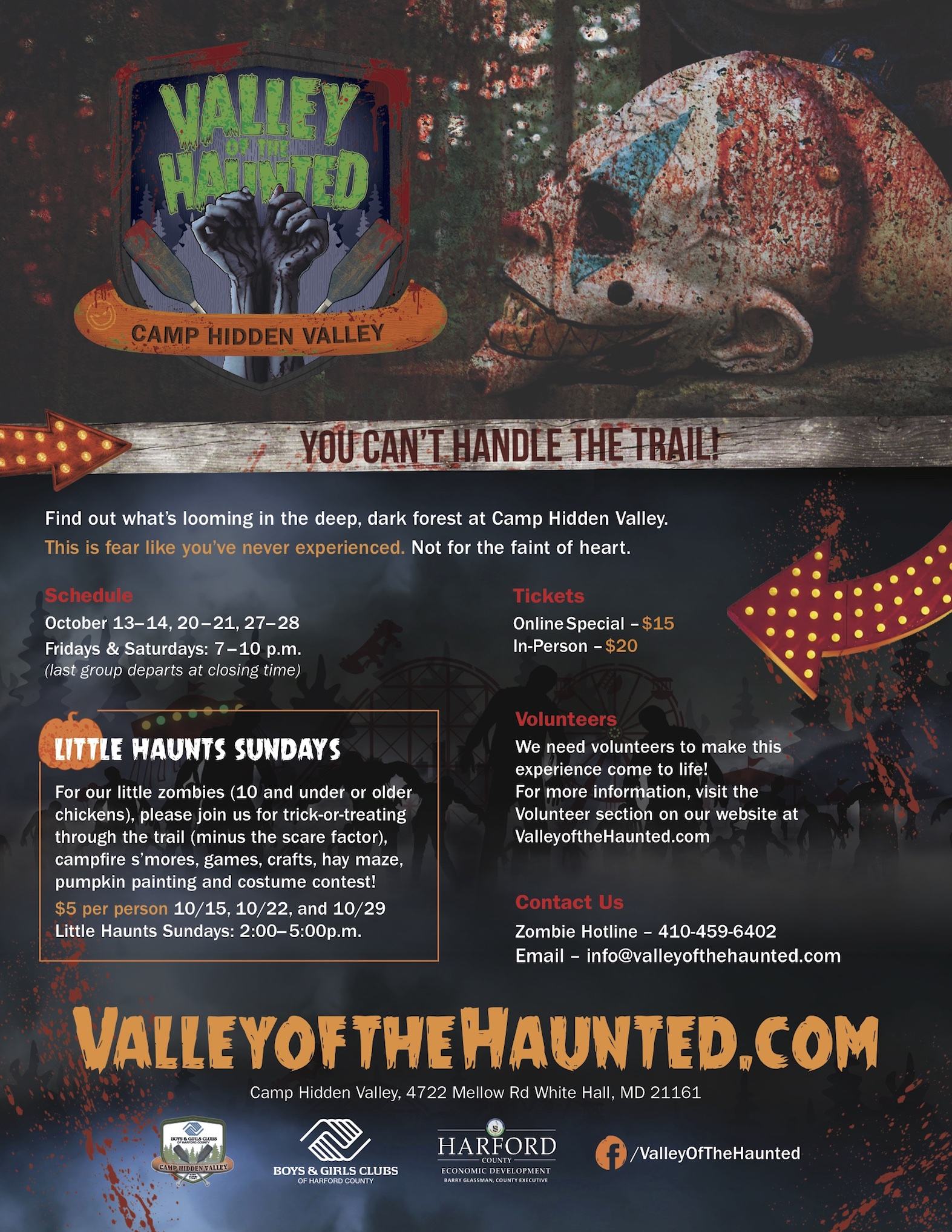 Valleyofthehaunted