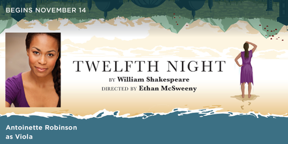 Twelfth night header