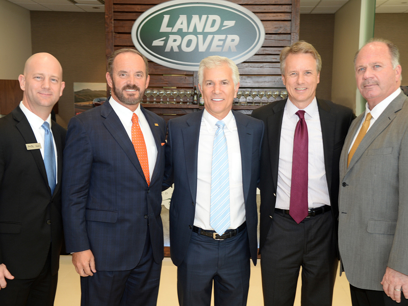 Park Place Dealerships Celebrates Opening Of Jaguar Land Rover DFW