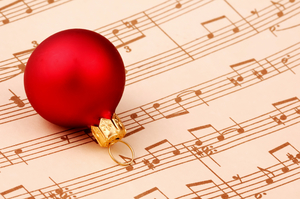 Medium christmas choir