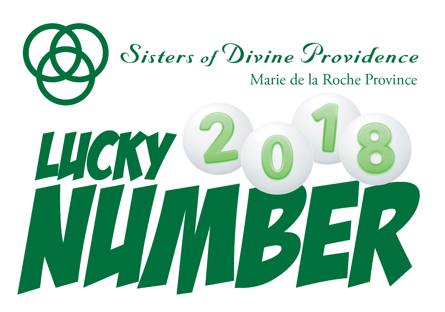 2018 20lucky 20number 20logo