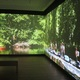 The video highwatermarks plays continuously in a gallery at the Brandywine River Museum