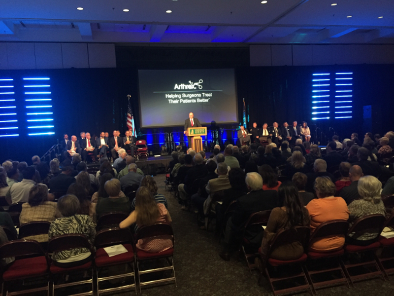 Arthrex creating more than 1,000 new jobs in Anderson County