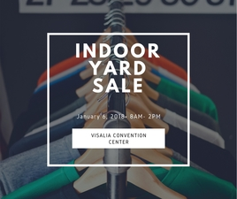 Medium indoor 20yard 20sale