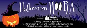 Medium halloween website desktop