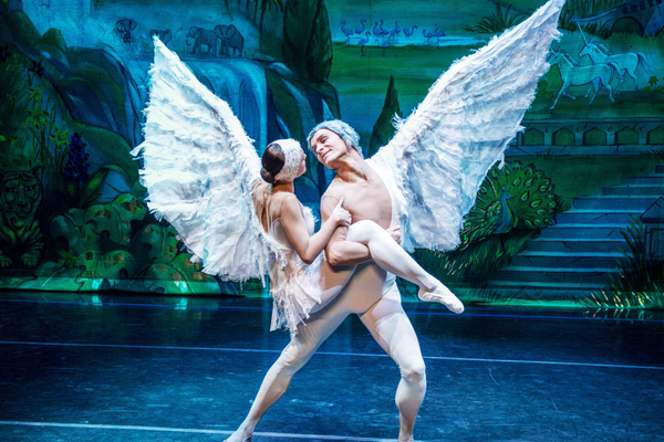 Moscow Ballet Dove of Peace.  Photo courtesy of Moscow Ballet.