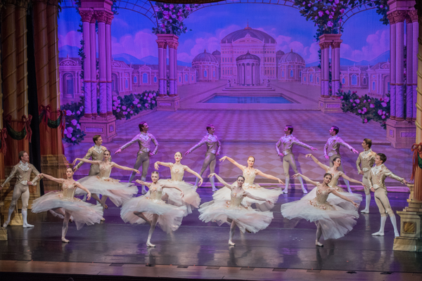 Moscow Ballet Waltz of the Flowers. Photo courtesy of Moscow Ballet.