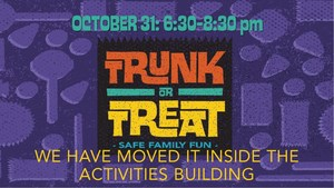 South Oaks Baptist Church Trunk or Treat - start Oct 31 2017 0630PM