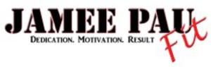 Medium jamee pau fit logo