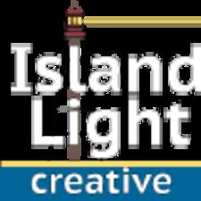 Medium island 20light 20creative 20logo
