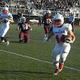 Shane Darrigo (44) caught a touchdown pass against Lynn English