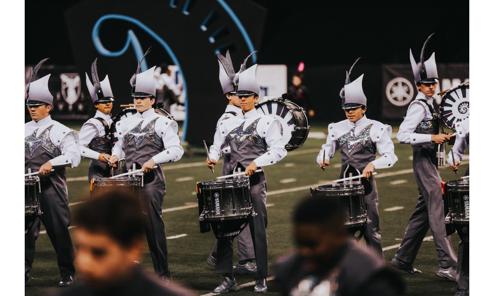 top marching bands in america