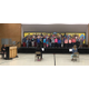 Draper Elementary's choir practices in the weeks leading up to performing for Draper City's Veterans Day and tree-lighting ceremonies. (Alex Campbell/Draper Elementary) — Christina Van Dam email 11/2
