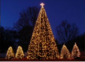 2017 Kannapolis Annual Tree Lighting Ceremony - start Nov 25 2017 0600PM