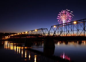 Harrisburg New Years Eve Fireworks