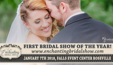 Main image enchanting bridal show roseville wedding event 2018