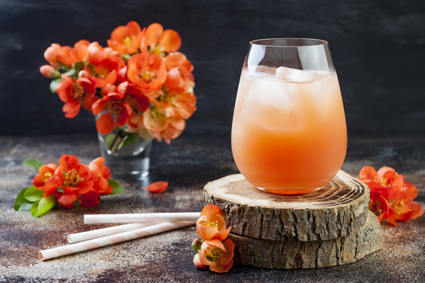 Peach Party Punch