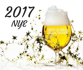 New Years Eve Blowout - start Dec 31 2017 0800PM