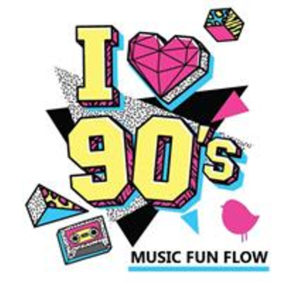 90's Music Fun Flow Yoga with Kiersten