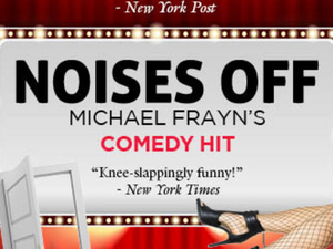 Noises Off - start Jan 11 2018 0730PM
