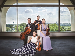 Shell Points 2017-2018 Concert Series welcomes Vega String Quartet - start Mar 15 2018 0700PM