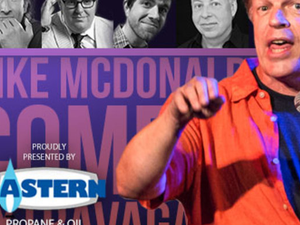 Mike McDonalds 2nd Annual Comedy Extravaganza - start Feb 10 2018 0730PM