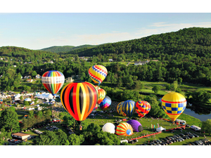 39th Annual Quechee Hot Air Balloon Craft and Music Festival - start Jun 15 2018 0300PM