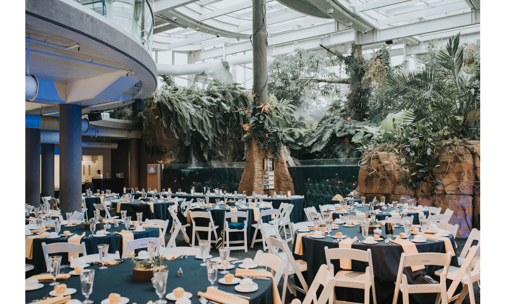Pittsburgh Offers A Wealth Of Unique Wedding Venues North Hills
