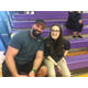 9) Rick and Becca were the athletic trainers on site during the wrestling match.