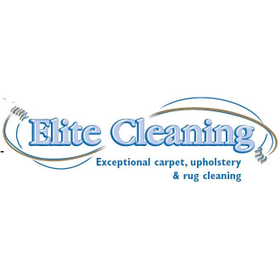 Elite cleaning logo