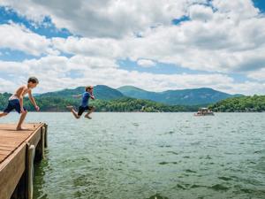 Lake Lure Photo courtesy of visitnccom