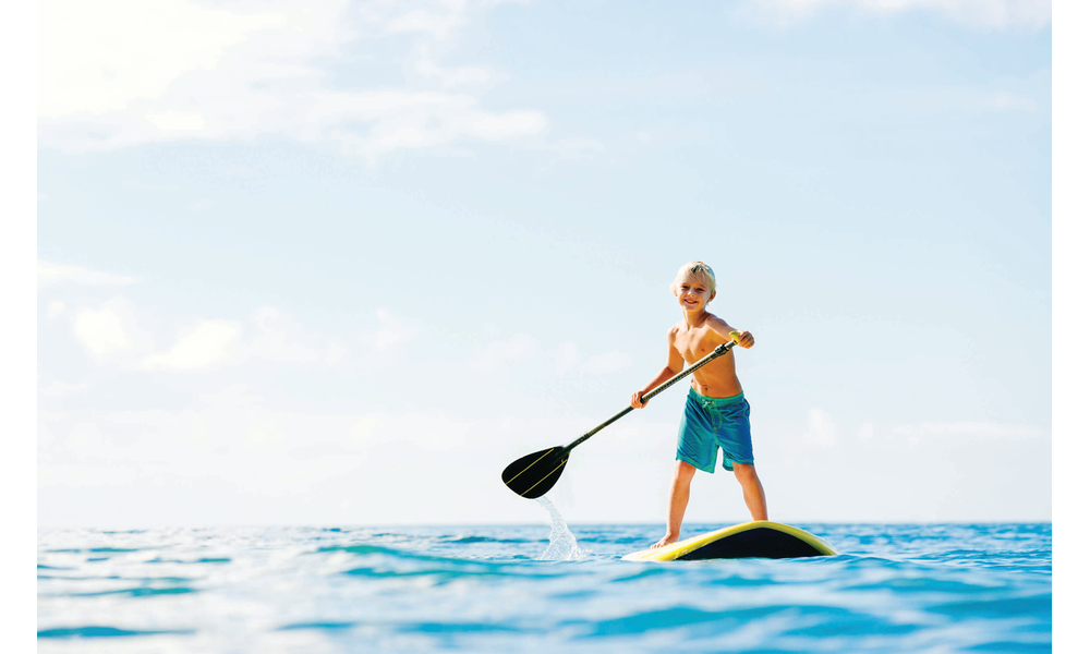 Stand Up Paddleboarding Suddenly Goes >> What S Sup Try Standup Paddleboarding With Kids Rsw Living Magazine
