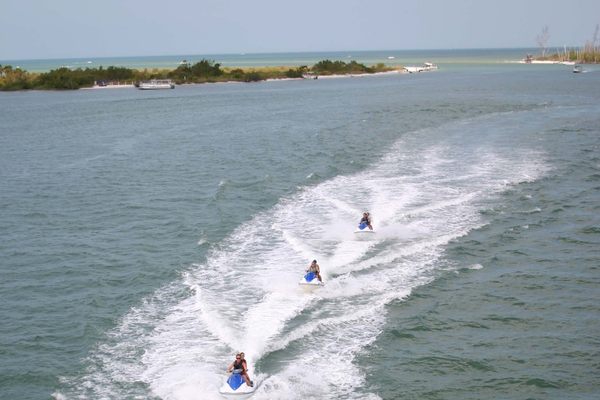 Photo courtesy of Holiday Water Sports.