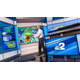 Robert Van Winkle at work while Hurricane Irma hits the north coast of Cuba on its way to Southwest Florida. Photo courtesy of NBC2.
