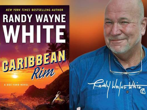 Doc Fords Captiva Randy Wayne White Book Signing - start Mar 26 2018 1200PM