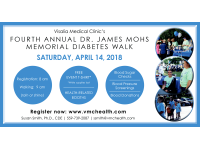 Diabetes walk visalia medical clinic fb shared image
