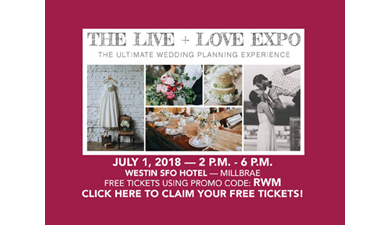 Live 20love 20expo northern 20california 20bridal 20wedding 20show july 201 2018 westin 20sfo 300 20x 20225 revised