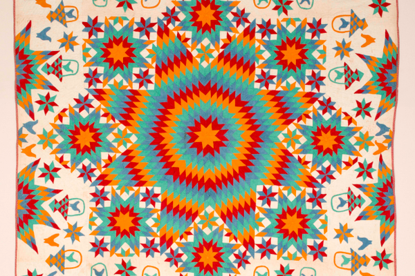 Lonestar Medallion Quilt