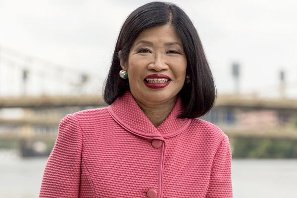 Riverlife president and CEO Vivien Li. Photo by Maranie Rae