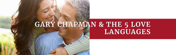 dr gary chapman 5 love languages
