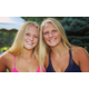 LAX in DC Kennetts Schaen sisters headed to American University  - 03062018 0100PM