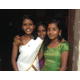 Stephy, Meera and Anjaly have been at Snehibhavan for several years; they seem confident of themselves and their future.
