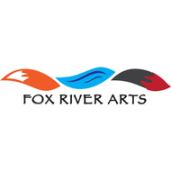 Fox river arts logo
