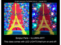 Website paris lights double
