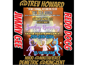 Sunday Bunnday Fort Myers Easter Egg-Stravaganza - start Apr 01 2018 1000PM