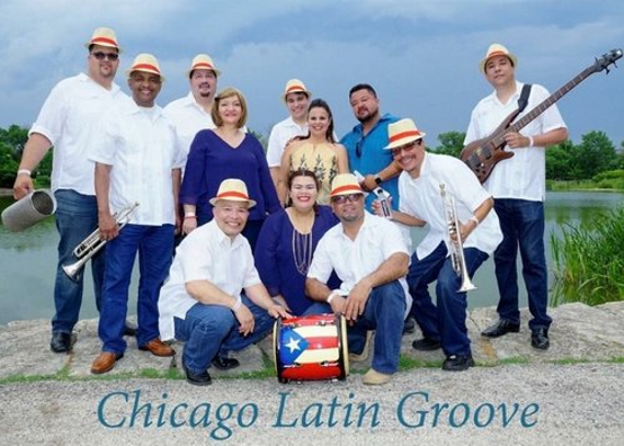 Chicago 20latin 20groove