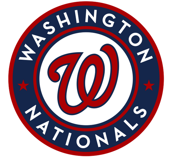 Washington nationals logo transparent