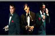 Broadway rat pack on the mainstage theater at pheasant run